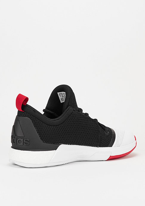 adidas Basketballschuh Crazyllight Boost 2.5 Low black/red