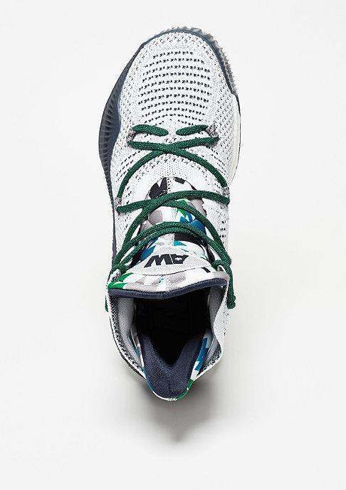 adidas Crazylight Explosive Primeknit white/collegiate navy/grey