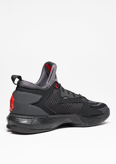 adidas Basketballschuh D Lillard 2 core black/utility black/vivid red