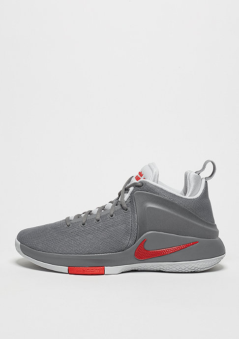 adidas D Lillard 2 Primeknit solid grey/ray red/ice green