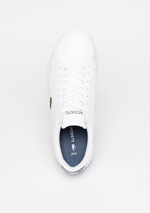 Lacoste Schuh Carnaby Evo G316 8 SPW white/blue