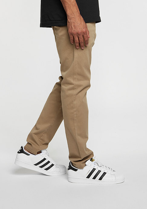Reell Flex Tapered Chino dark sand