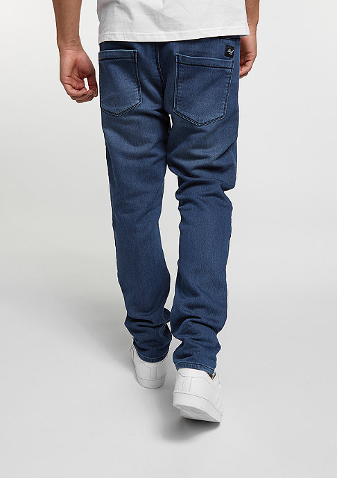 Reell Chino-Hose Jogger Jeans vintage blue
