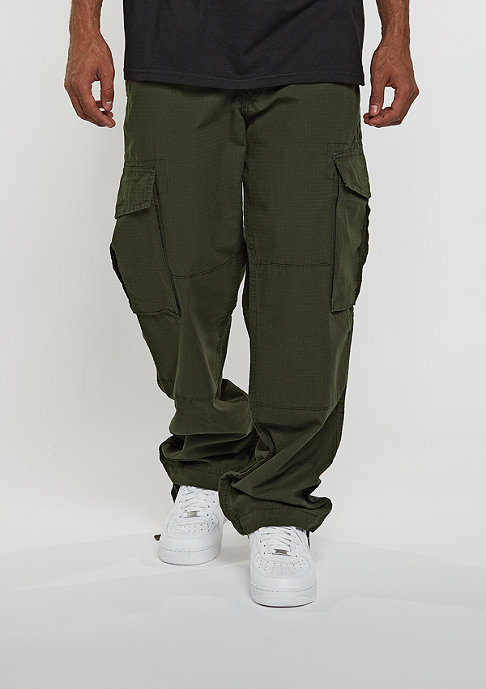 Reell Cargo Ripstop Pant fores green