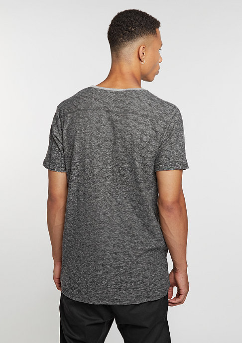 Reell Curved dark grey melange