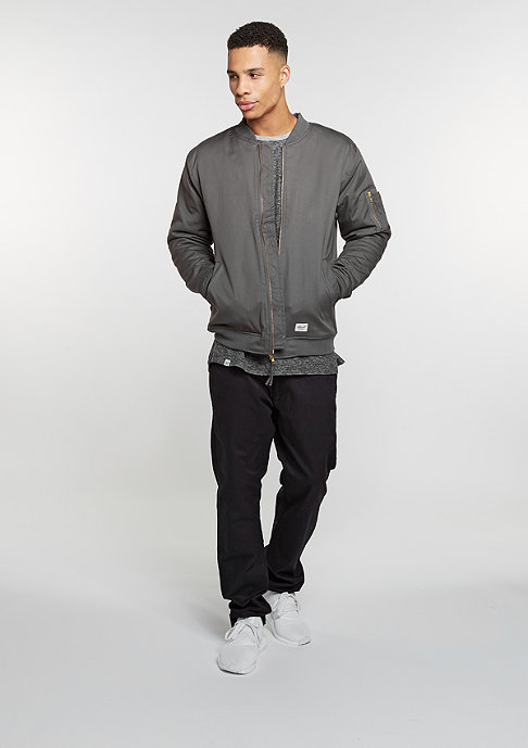 Reell Padded Flight Jacket grey