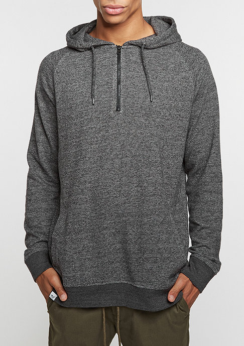 Reell Quarter Zip Hoody anthracite grey