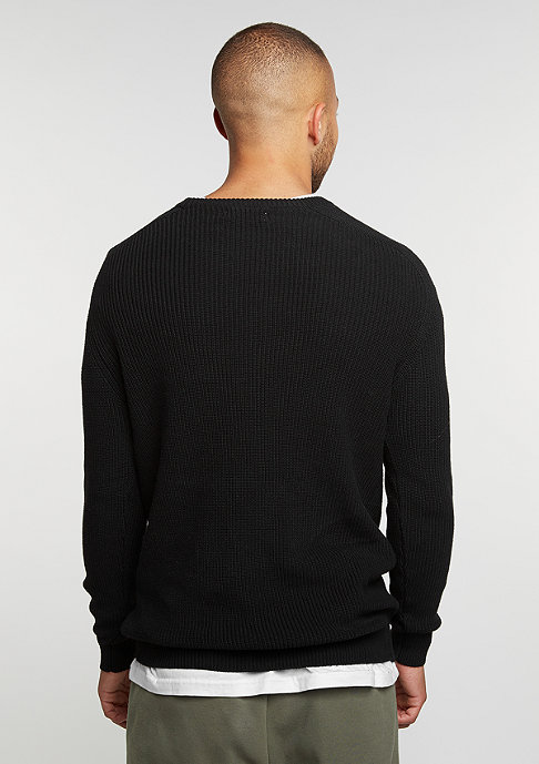 Reell Sweatshirt Knitted black