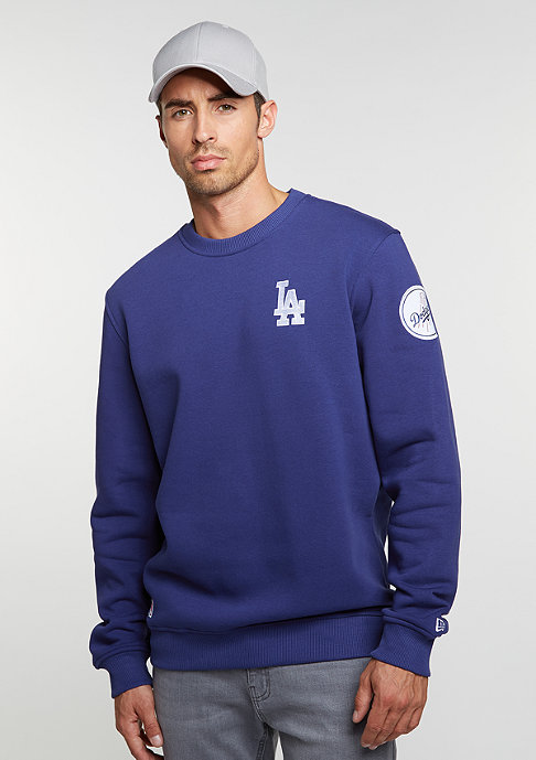 New Era Sweatshirt MLB New Los Angeles Dodgers dark royal