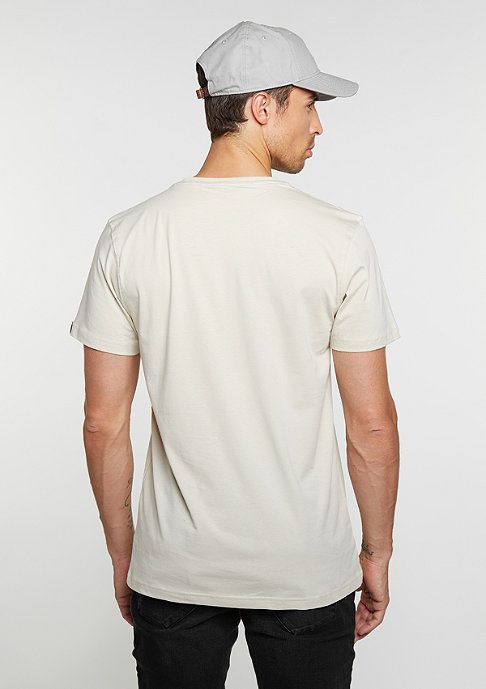 New Era T-Shirt Crafted Visor new era stone