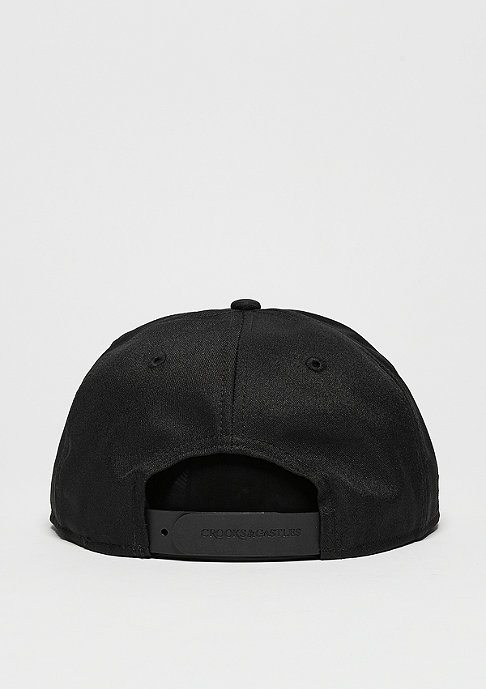 Crooks & Castles Wavy Armada black