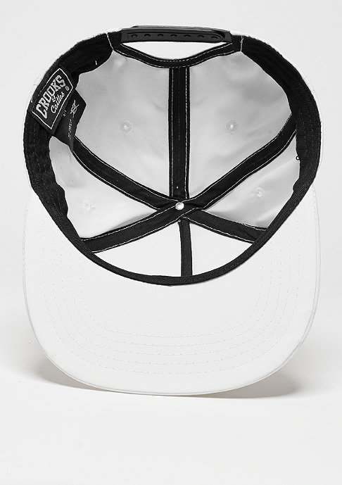 Crooks & Castles Snapback-Cap Juice white
