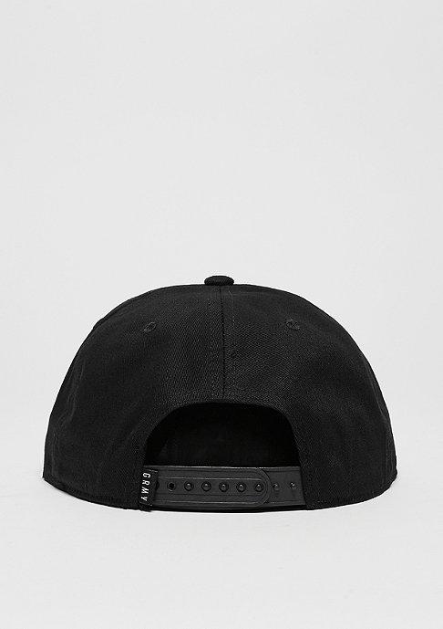 Grimey Snapback-Cap Natural black