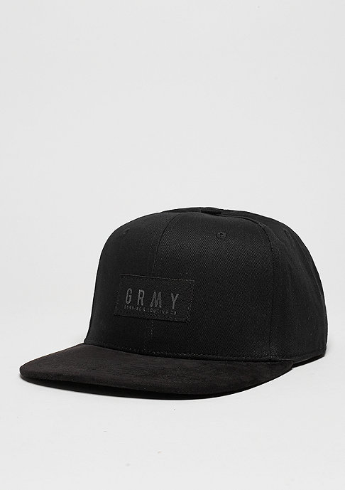 Grimey Snapback-Cap Bowels of the D