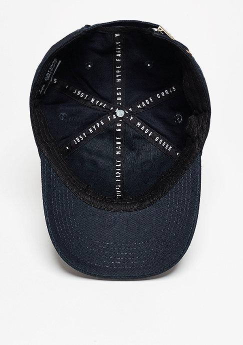 Hype Baseball-Cap Script navy