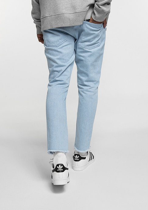 FairPlay Chino-Hose Filmore light indigo