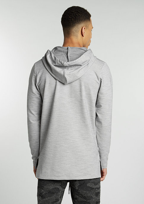 FairPlay Hooded-Sweatshirt Jed grey