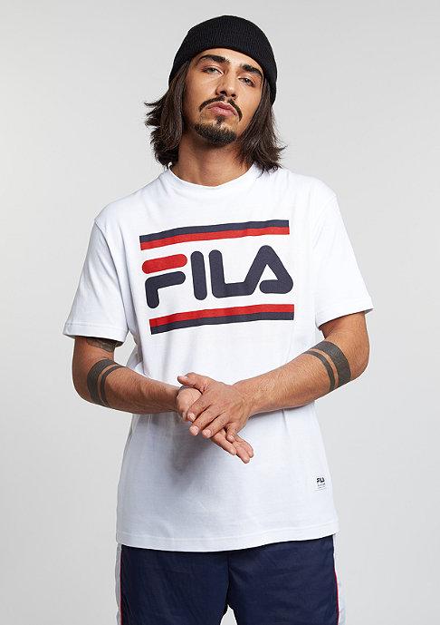 Fila T-shirt Vialli white
