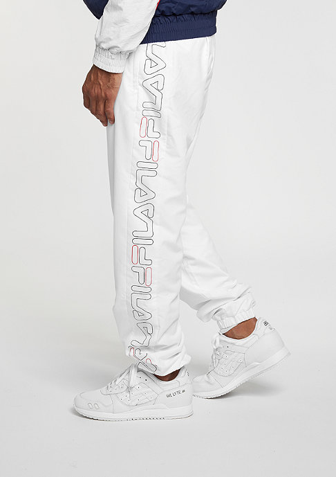 Fila Trainingsbroek Haine white