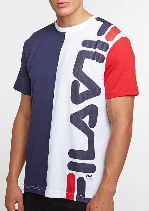 Fila T-shirt Cambiasso blue/white