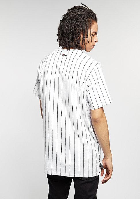 Fila T-Shirt Kolya white pinstripe