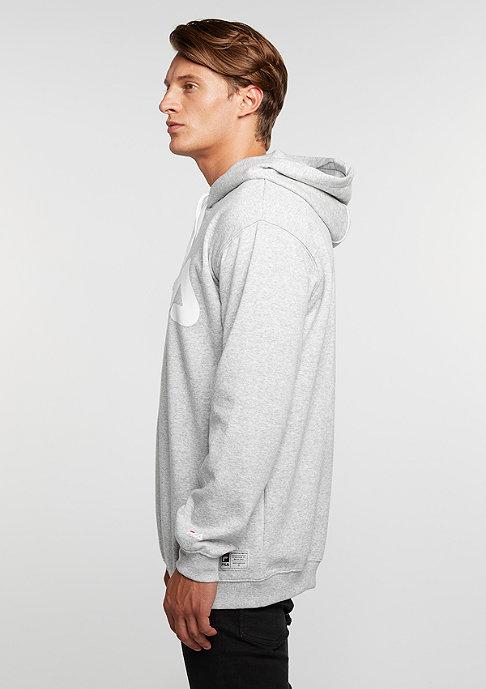 Fila Hooded sweatshirt Crash light grey melange