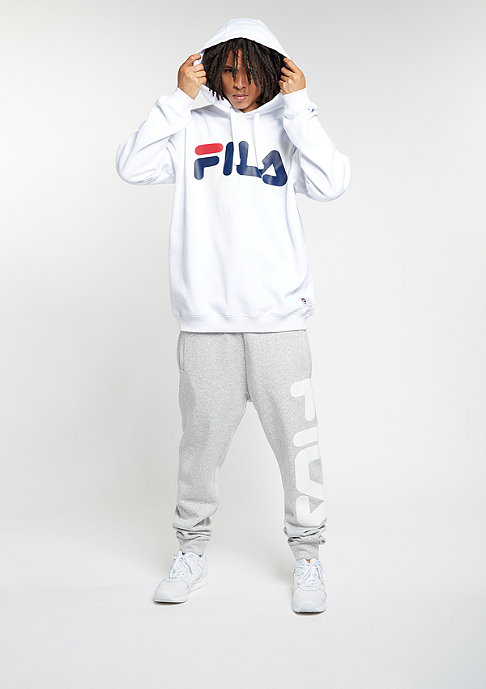 Fila Hooded sweater Crash bright white