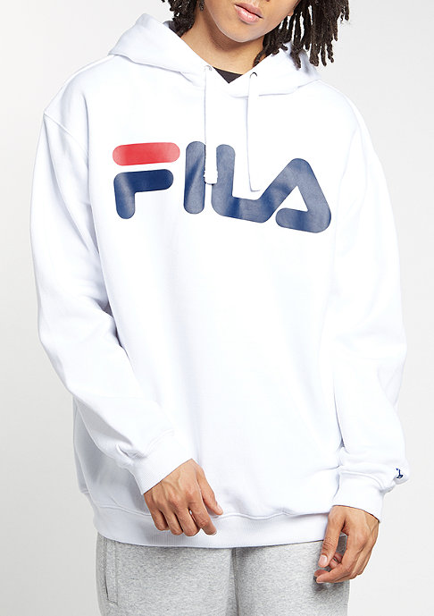 Fila Hooded-Sweatshirt Crash bright white
