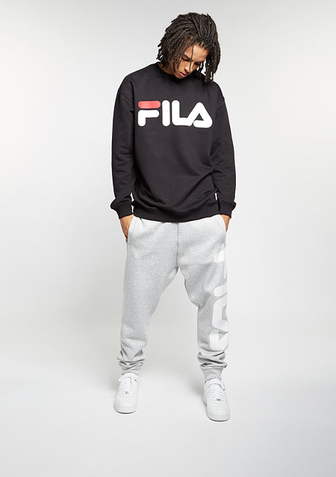 Fila Trainingsbroek Kross light grey melange