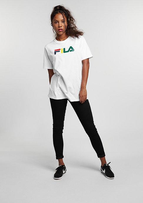Fila Logo Tee white