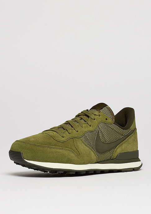 NIKE Internationalist PRM olive flak/dark loden