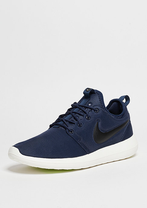NIKE Roshe Two midnight navy/black/sail