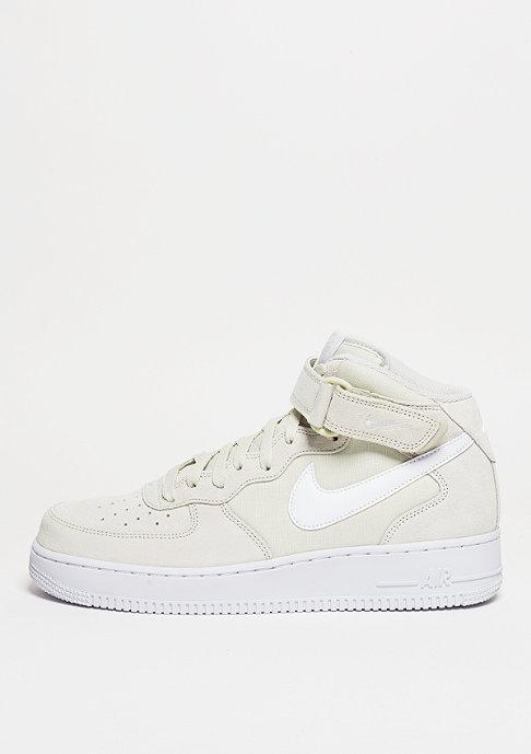 NIKE Air Force 1 Mid 07 light bone/white/white