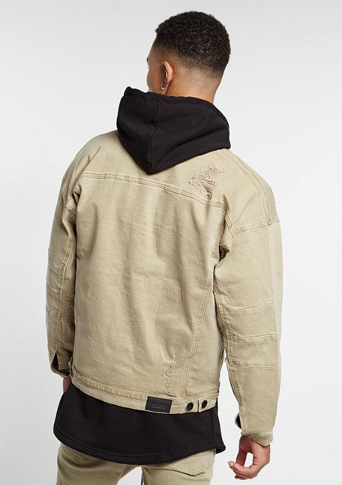Cayler & Sons C&S Jacket Drop Shoulder Denim sand