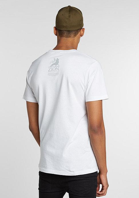 Artist by Mister Tee T-Shirt Bob Smoke white