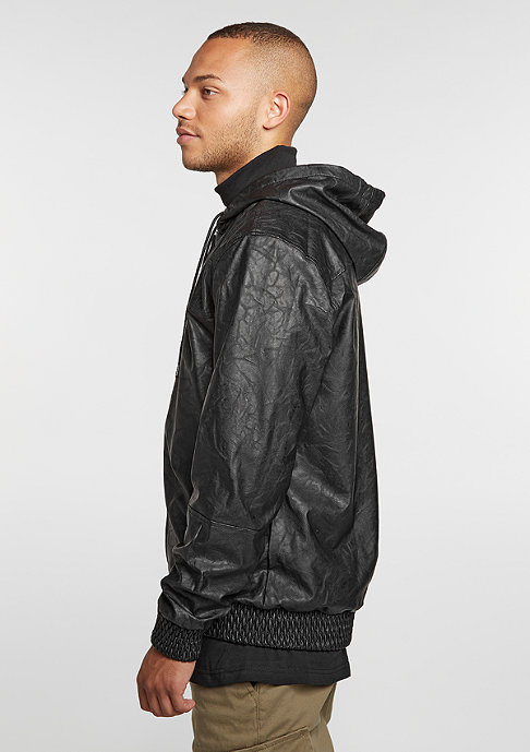 Pelle Pelle All The Way Hooded black