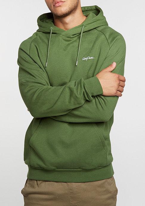 Pelle Pelle Hooded-Sweatshirt Signature seaweed