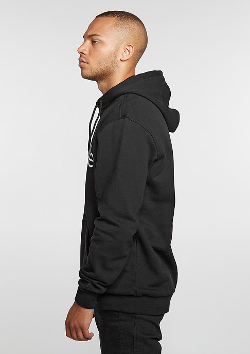 Pelle Pelle Hooded-Sweatshirt Back 2 The Basics black