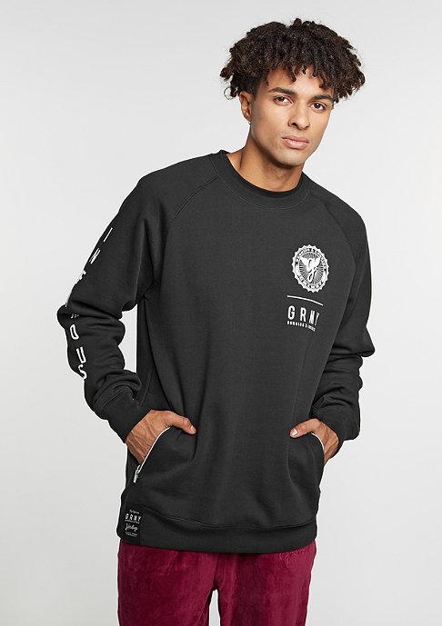 Grimey Sweatshirt Core black