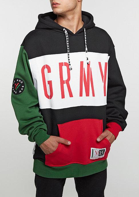 Grimey Nuff Respect Keffiyeh black