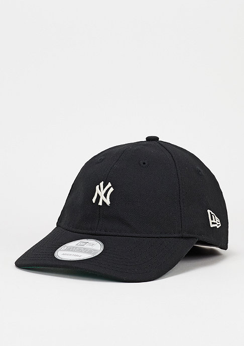 New Era Baseball-Cap 9Twenty Classic MLB New York Yankees black