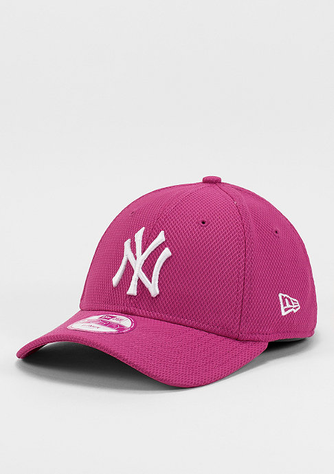 New Era Diamond Era Fashion Essential MLB New York Yankees purple