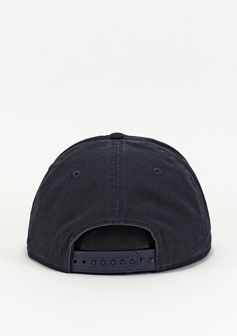 New Era Snapback-Cap Vintage Wash MLB New York Yankees navy/optic white