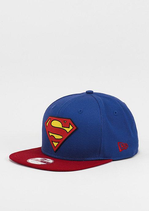 New Era Snapback-Cap Hero Web Superman official