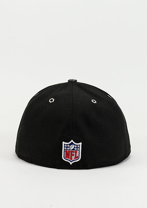 New Era Fitted-Cap Draft On Stage 59Fifty NFL New Orleans Saints official