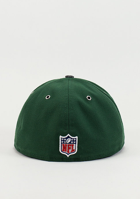 New Era Draft On Stage 59Fifty NFL Green Bay Packers official