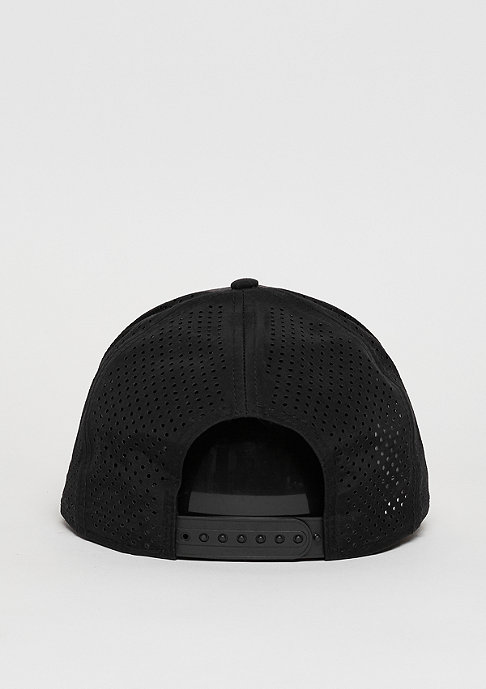 New Era Snapback-Cap Aframe Perf Poly MLB Los Angeles Dodgers black