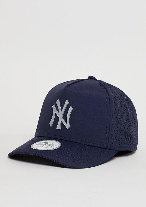 New Era Snapback-Cap Aframe Perf Poly MLB New York Yankees navy