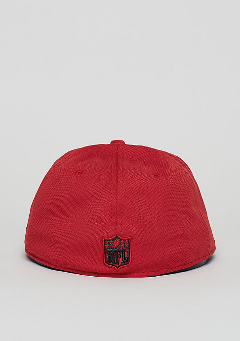 New Era Fitted-Cap Trainer NFL San Francisco 49ers official