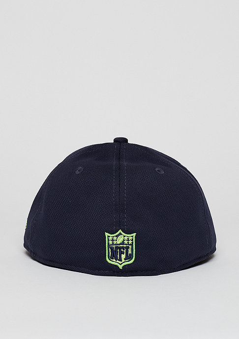 New Era Fitted-Cap Trainer NFL Seattle Seahawks official